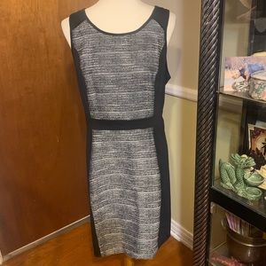 🍒Elle Black and gray Dress size 14